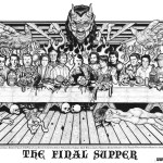 The Final Supper Poster 24 x 36 in.