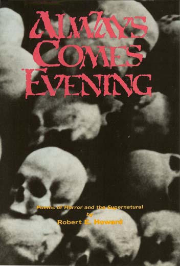 Always Comes Evening 2nd cover state