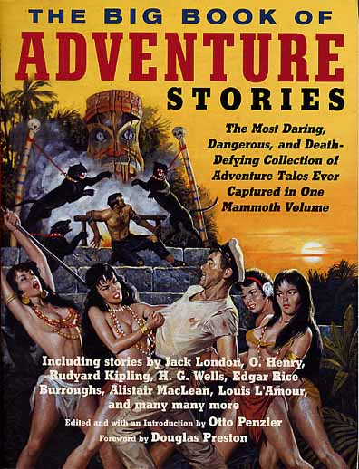 the big book of adventure stories otto penzler