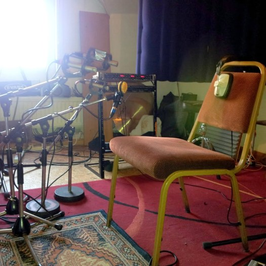 Recording @ First Avenue Studios