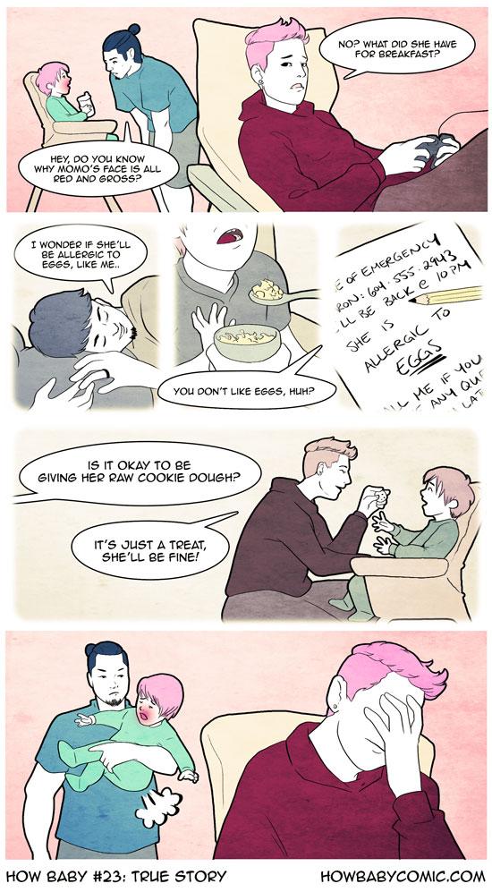 How Baby #23: True Story