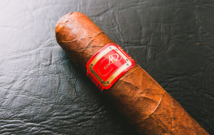 HBTC Review: Daniel Marshall Red Label Robusto