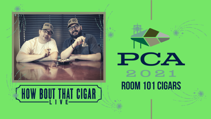 PCA 21 Feature: Room 101 Cigars