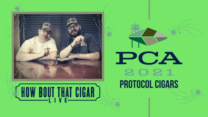 PCA 21 Feature: Protocol Cigars