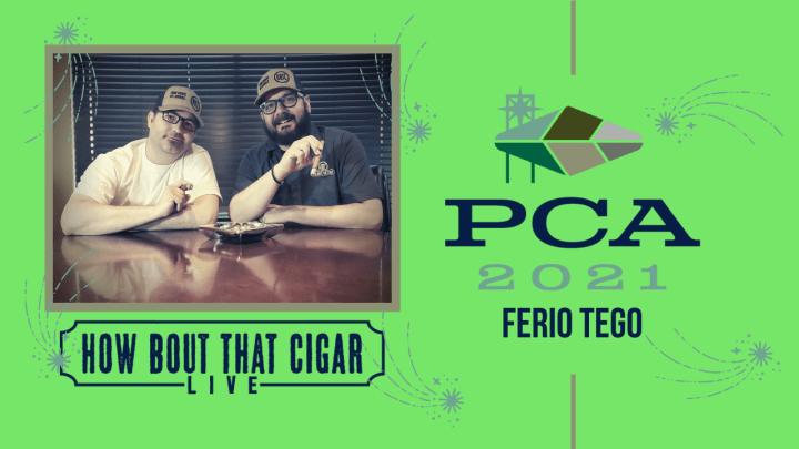 PCA 21 Feature: Ferio Tego