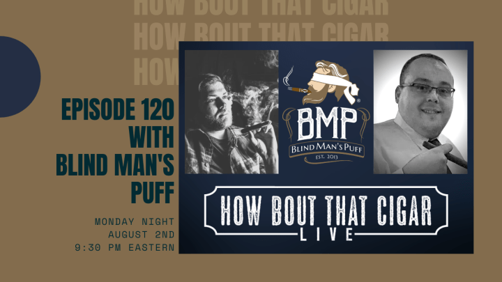 HBTC Live Episode 120 – With Blind Man's Puff