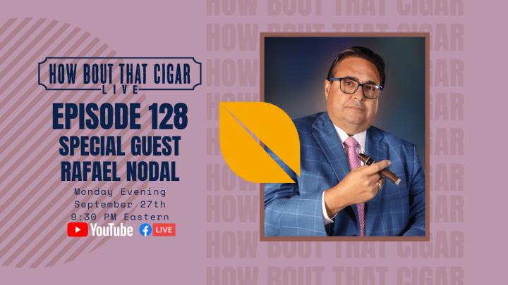 HBTC Live Episode 128 with Rafael Nodal