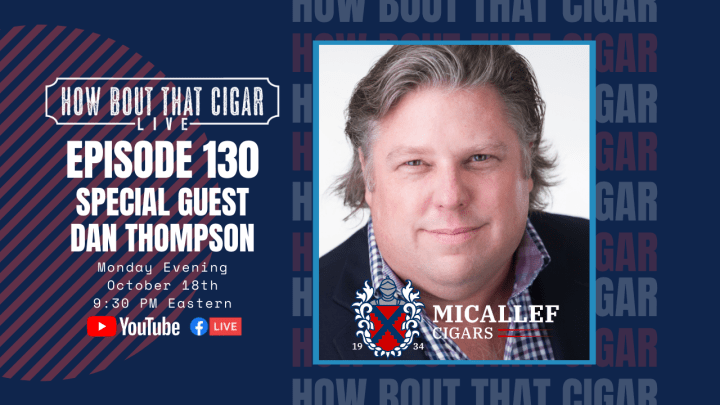 HBTC Live Episode 130 with Dan Thompson