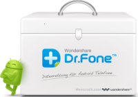 Wondershare Dr.Fone Crack Code