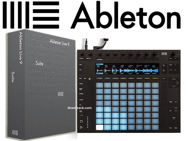 Ableton live 9 download free crack