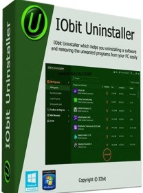 IObit Uninstaller Crack 2018 Key