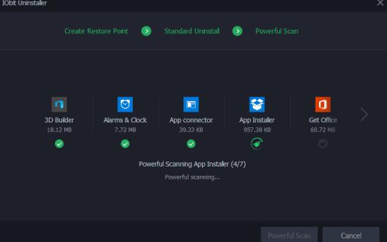 IObit Uninstaller 2018 Serial Key