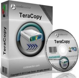 TeraCopy Crack + key Free Download