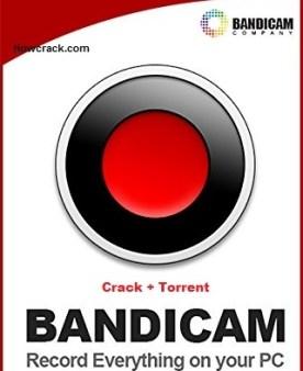 Bandicam Crack + Torrent