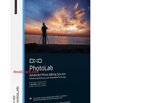 DxO PhotoLab Crack Activation Code Free