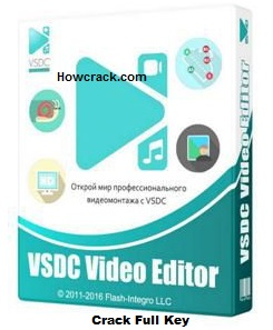 VSDC Free Video Editor Crack Activation key