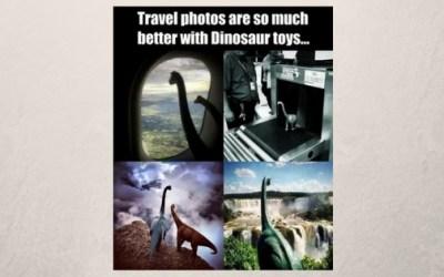 Travel Dinosaurs