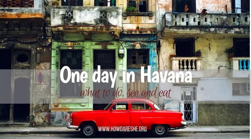 day trip havana