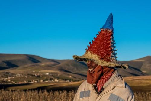 Mokorotlos Basotho hats