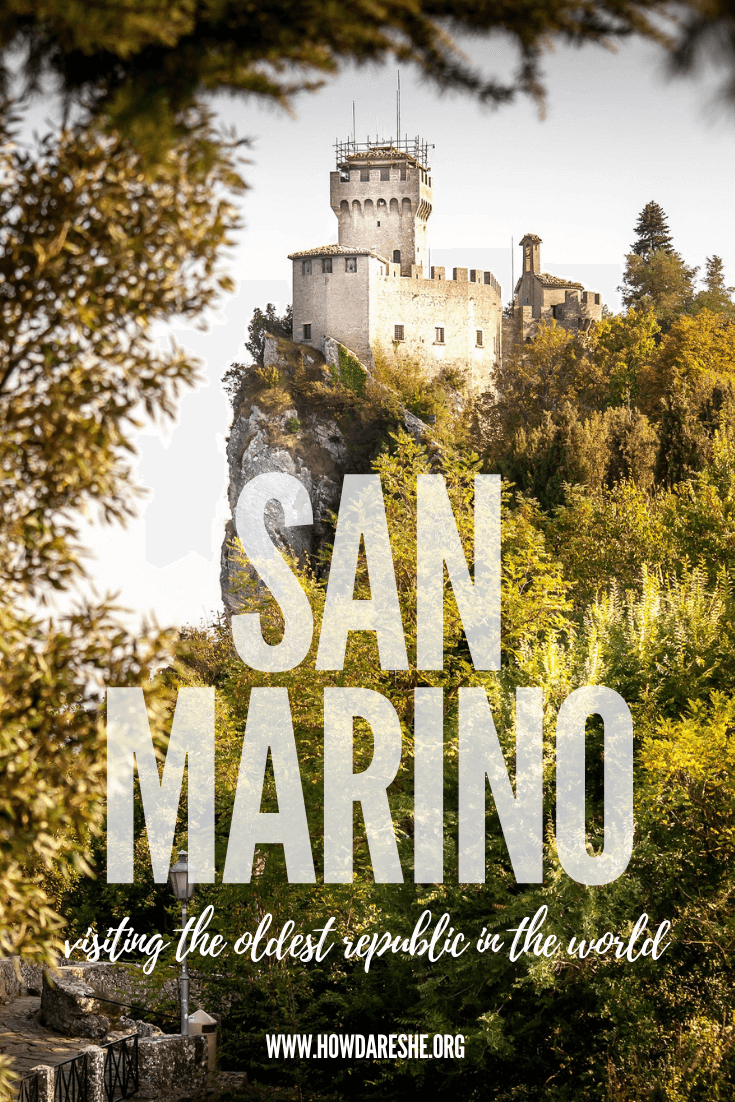 San Marino is the fifth smallest country in the world and the least visited in Europe. But as the world's oldest republic, with incredible views and interesting history, visiting San Marino is worth more than an extra passport stamp. Many people visit the country as a day trip, but there is definitely enough to do and see to spend a few days there. This guide covers everything you need to know to visit the country and interesting facts about San Marino!#sanmarino #italy #rimini #travel