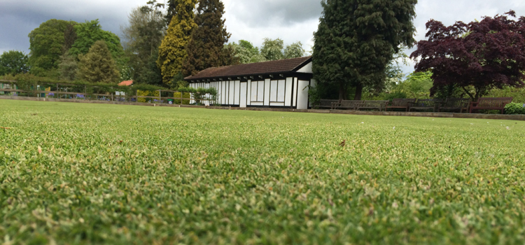 The pavilion at Howden Bowls Club.