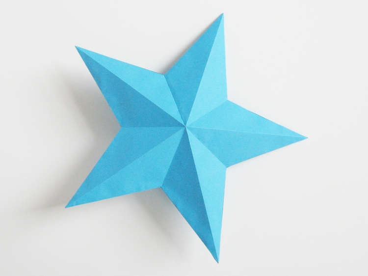 paper stars part 1 how did you make this luxe diy