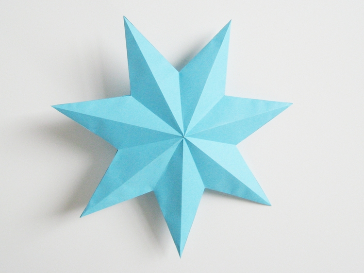 paper stars part 2 how did you make this luxe diy