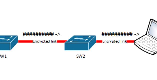 Macsec Media Access Control Security