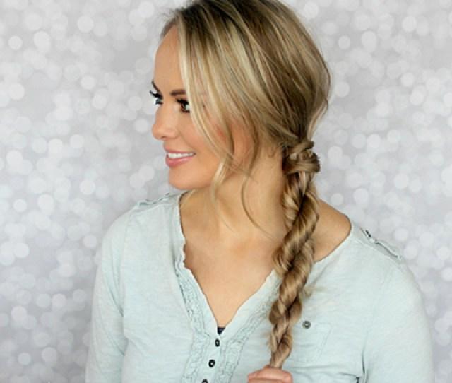 Hairdos That Take Less Than  Mintues