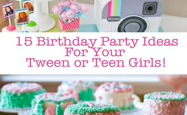 Birthday Party Themes For 13 Year Old Boys Home Designing