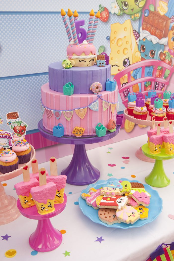 Shopkins Party Ideas Diy 18 Irresistible Ideas How Does She