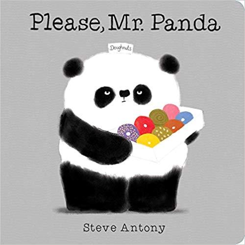 panda bear picture books