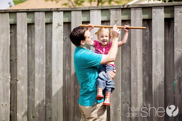 Build Your Own Zip Line in your Backyard