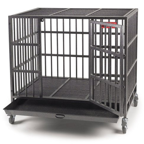 Heavy Duty Dog Crate Steel 1