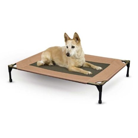 K&H raised dog bed