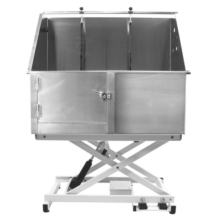 Best Dog Bath Tub Large By Flying Pig 50 Inch Professional Electric Lift