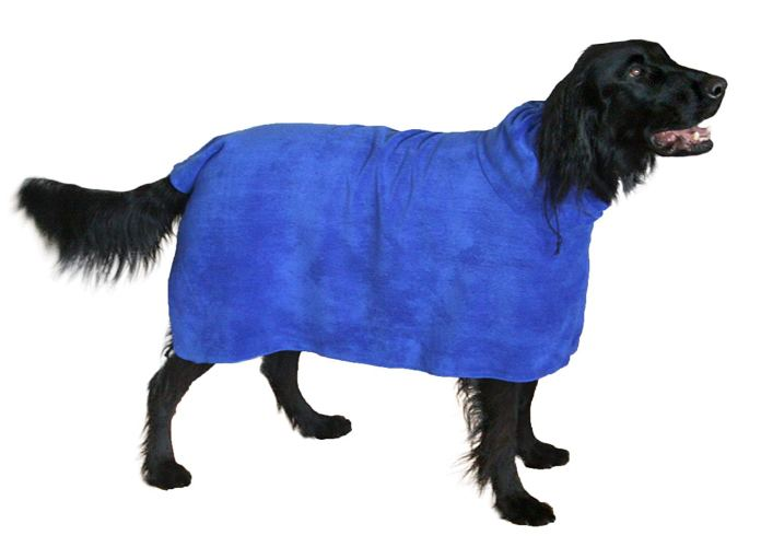 best dog towel for drying dogs by The Snuggly Dog