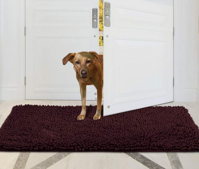 Best Doormat for dogs By Mayshine Chenille