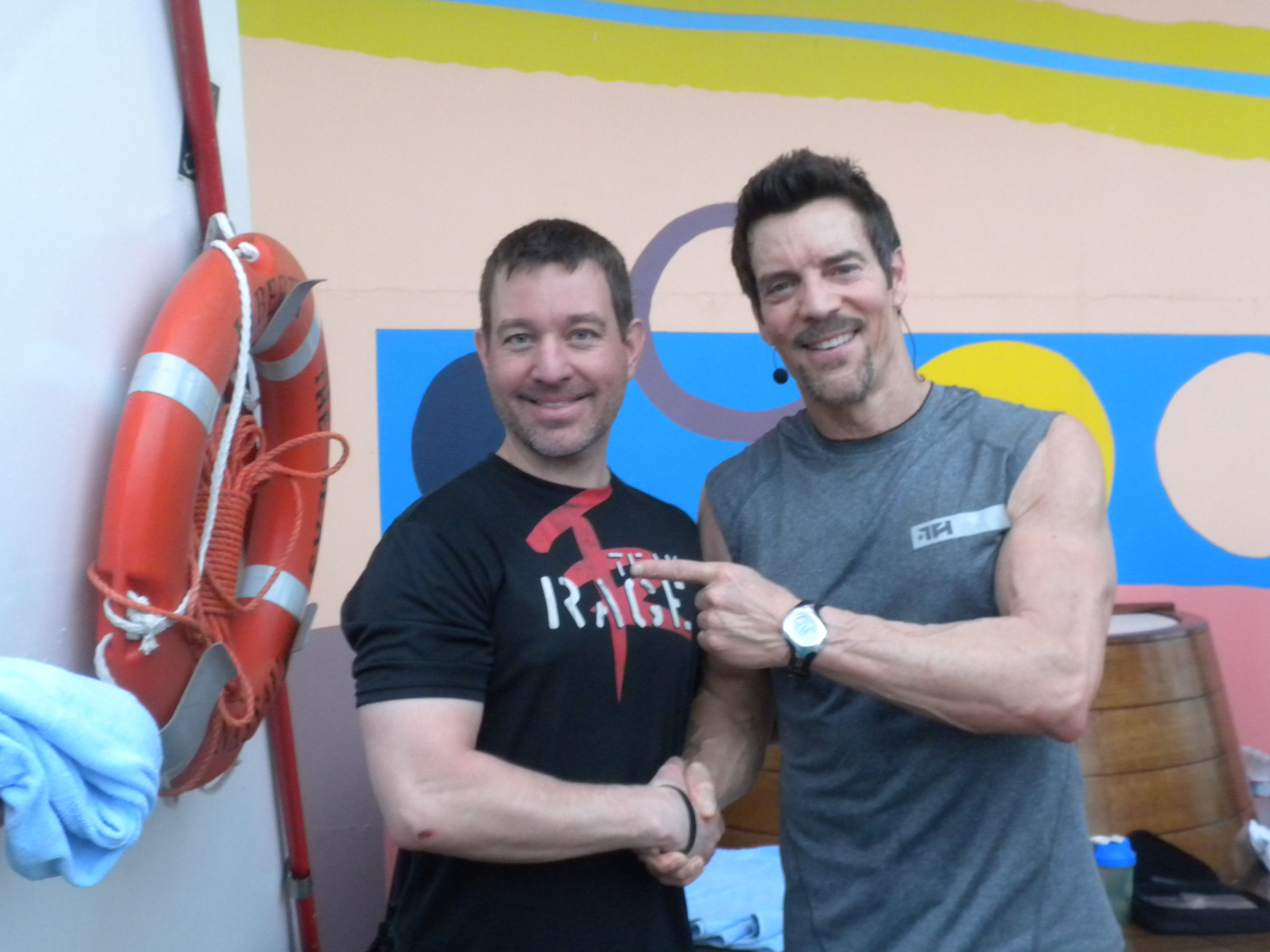 S S Beachbody Cruise Was Awesome