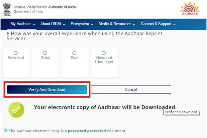 Aadhar-card-download-with-aadhar-number
