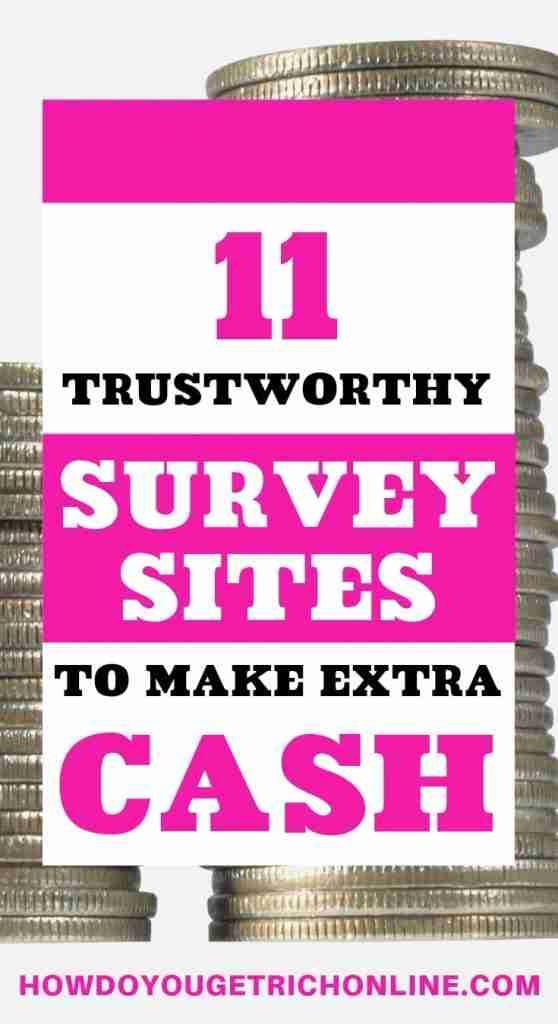 I migliori siti di sondaggi per Paypal Cash