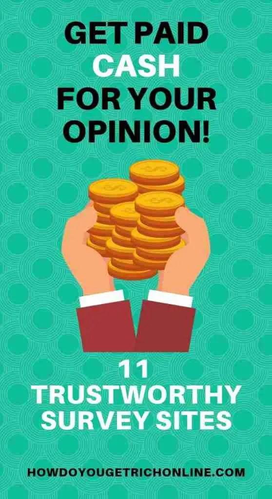 Siti di sondaggi affidabili per fare soldi extra 51