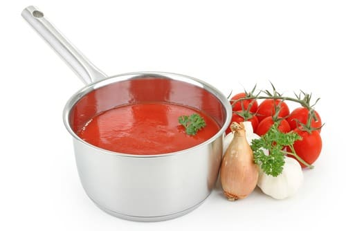 How To Say Tomato Sauce