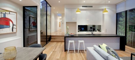 Interior lighting in Lorne
