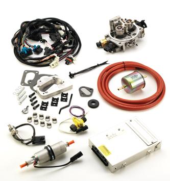 YJ258 - TBI KIT: 1987-91 YJ Wrangler Offroad - Howell EFI Conversion & Wiring  Harness ExpertsHowell EFI