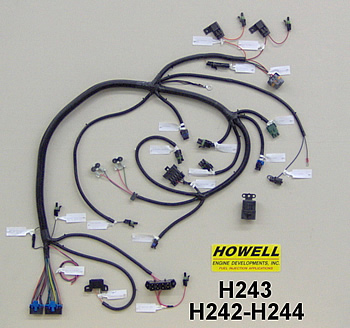 #h242 – tbi harness: universal 64″ trunk length