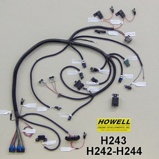 "#H242 - TBI HARNESS: Universal 64"" Trunk Length"