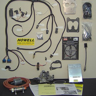#HGMC455 - TBI KIT: 455 GMC Motorhome 1973-78