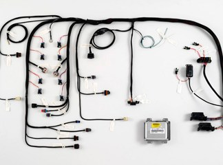 #HY14 - LS6 HARNESS: 2001-04 6.0L w/manual transmission and Mechanical Throttle Control