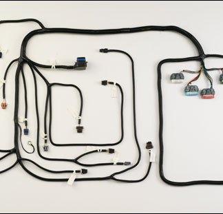 Hv43t Vortec Harness 1996 2011 4 3l Sfi W 4l60e 4l80e Transmission Howell Efi Conversion Wiring Harness Experts